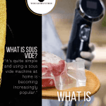 Images of What is Sous Vide with picture of steak