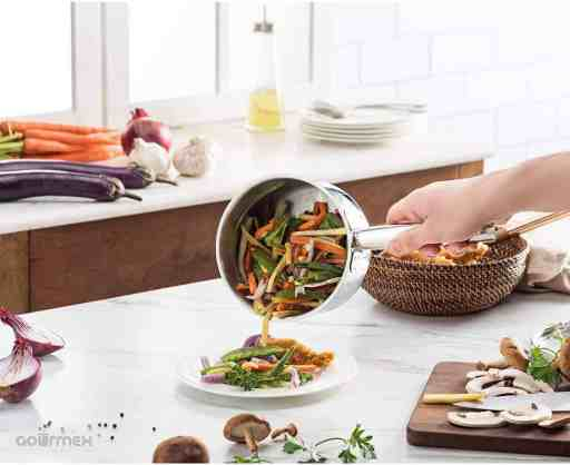 cooking with induction cookware