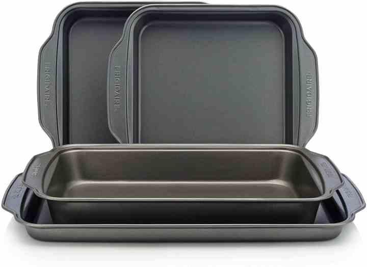 frigidaire 11ffbake03 steel baking pans