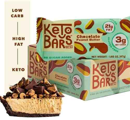 the original keto bars