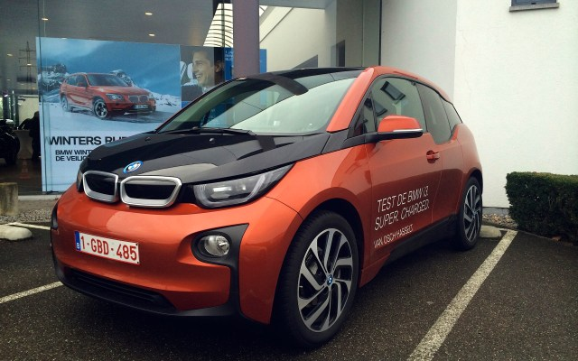 BMW i3 getest