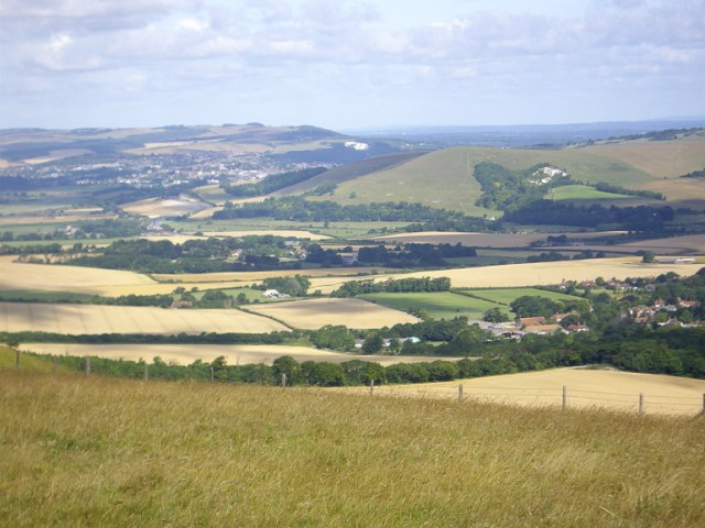The Southdowns, Sussex
