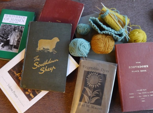 Books Southdown sheep and shepherding in Sussex
