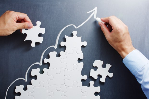 Image symbolising CRM as a tool for growth