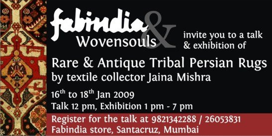 wovensouls fabindia exhibition