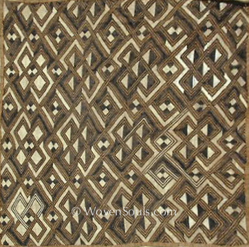 ANTIQUE KUBA PRESTIGE CLOTH