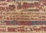 antique indian textile