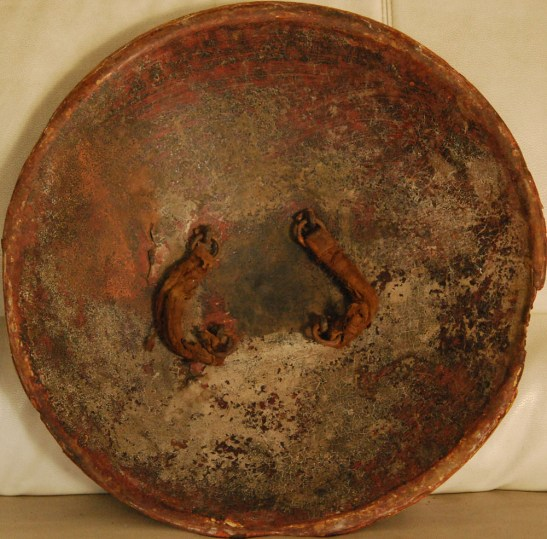 AFO-298 | INDO-PERSIAN / MUGHAL / AWADH CEREMONIAL SHIELD