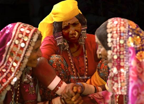 LAMBANI GYPSY TRIBAL, INDIA