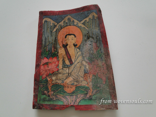 Antique Buddhist Painting
