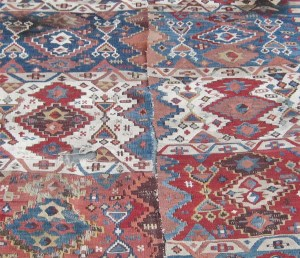 Antique Anatolian Kilim