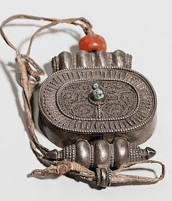 Silver Ghau -Tibet - Heinrich Harrer Legacy