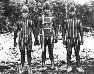 Selknam's Hain Ceremony, Tierra Del Fuego - Martin Gusinde, 1923