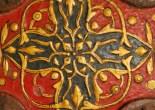 antique militaria ceremonial shield