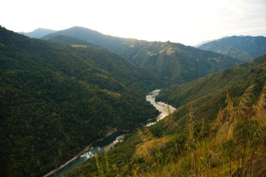 Landscape of Arunachal Pradesh