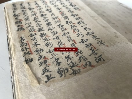 1295 Yao Shaman's Handwritten Ritual Book Manuscript with Diagrams 05-s.jpg