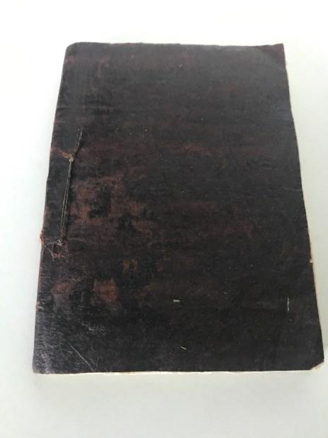 1295 Antique Yao Shaman's Ritual Book Manuscript