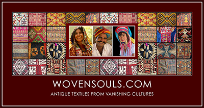 Wovensouls Antique Textiles & Art Gallery