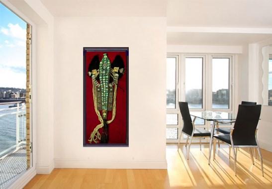 INTERIOR-DECOR-ANTIQUE-VINTAGE-ART-GALLERY-wovensouls