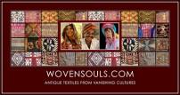 Wovensouls Antique Textile & Art Gallery
