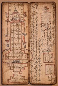1126 Burmese Manuscript