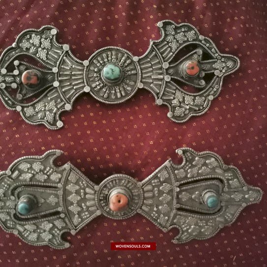 Tibetan Silver Ornament
