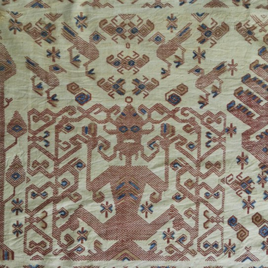 1411 Vintage Sumba textile