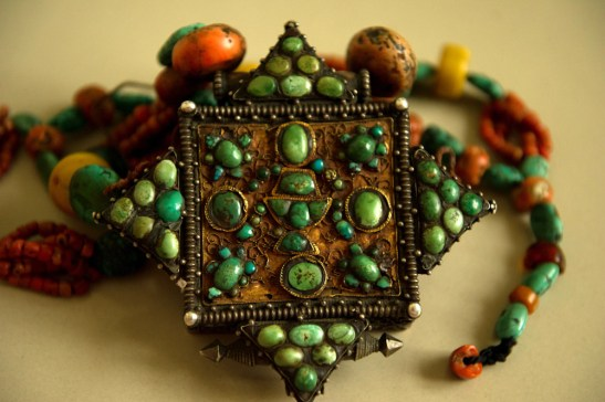 486 Antique Himalayan Jewelry