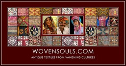 wovensouls antique textiles art gallery