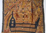 antique tampanshipcloth textile