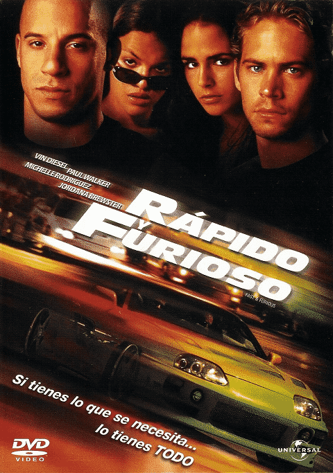 FAST 1 THE FAST AND THE FURIOUS (2001) เร็ว..แรงทะลุนรก