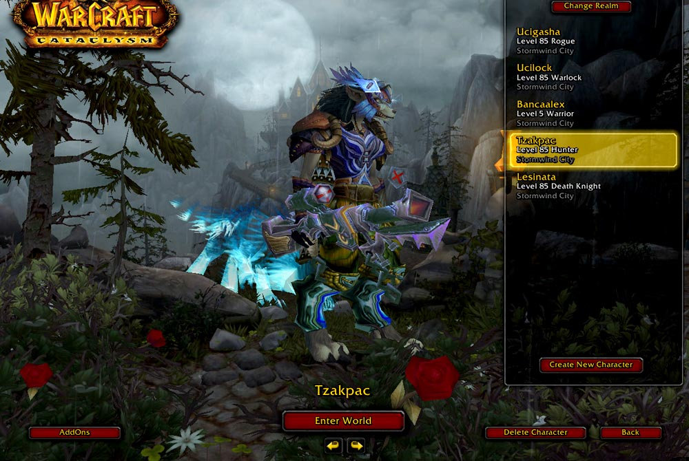 World Of Warcraft fan and player site - Part 123
