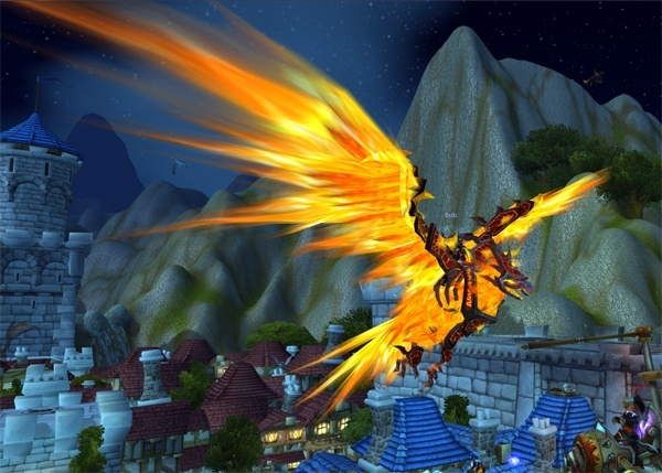 Hunter Soloing The Mount Runs Rapid Fire
