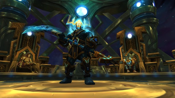 Antorus, the Burning Throne: The Death of a Titan - Quest - World of  Warcraft