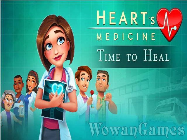 Heart's Medicine Time to Heal Mod Games