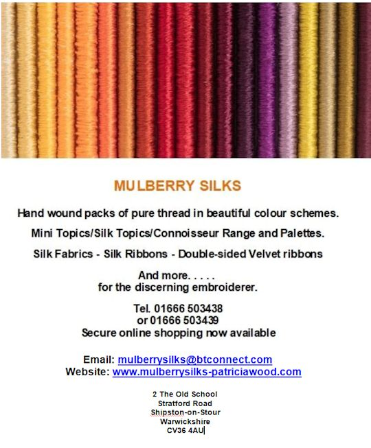 Mulberry Silks
