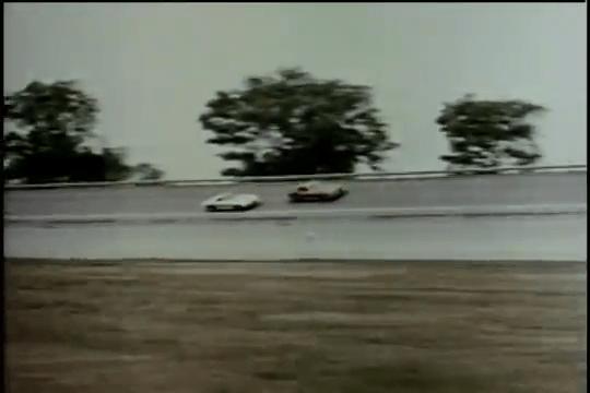 1963 Chevrolet Corvette Sting Ray - Race Track