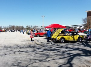 Long Island Spring Car Show