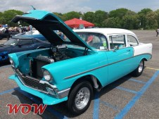 1955 Chevy Side -