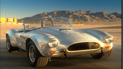 A Cool Video Of The Story Of The Shelby Cobra.