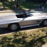 Side 1964 Corvette Sting Ray Convertible