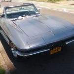 Convertible 1964 Corvette Sting Ray