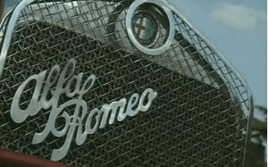 History ofHistory of Alfa Romeo -6C Front Grille