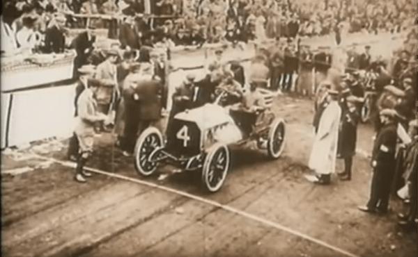 History of Alfa Romeo - Early - Grand Prix - Racing