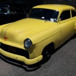 Custom Hot Rod Yellow