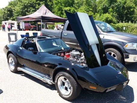 Chevy Corvette Stinray