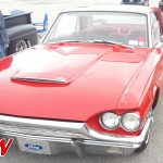 1964 Ford Thunderbird Red