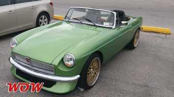 MG Green