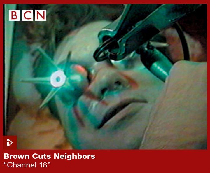 Brown Cuts Neighbors – Harvestworks – New York, NY – 06/28/13