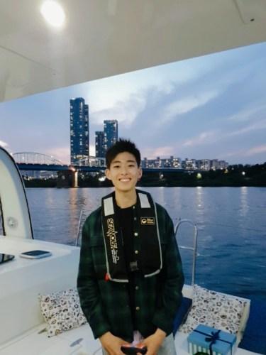 Max's 19th Birthday in Seoul